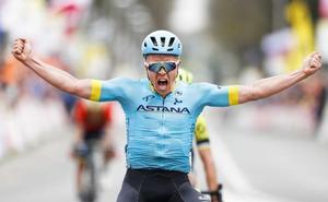 El danés Michael Valgren conquista la Amstel Gold Race
