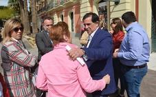 Espadas en alto en el PSOE murciano
