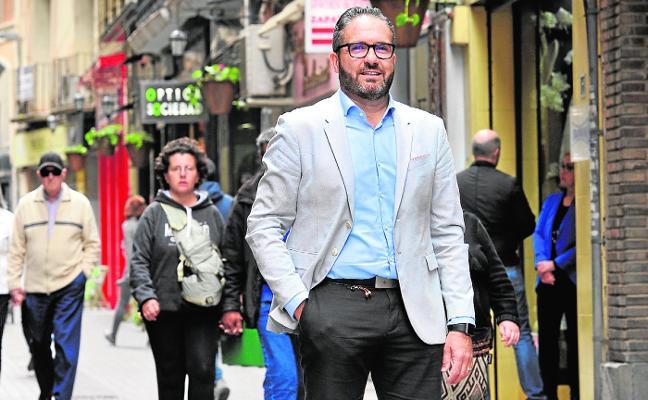 Miguel López Abad: «No nos tratan como merecemos, basta ver la financiación autonómica que padecemos»