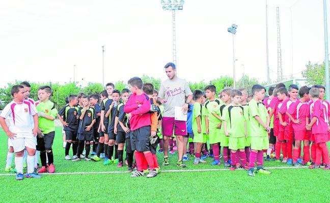 Las selecciones comarcales de fútbol calientan motores