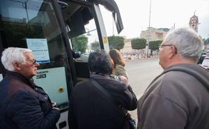 La concesionaria de los autobuses urbanos triplica el número de viajes con El Algar