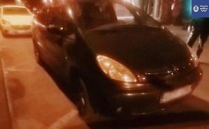 Detenido en Puente Tocinos un taxista ilegal que triplicaba la tasa de alcoholemia