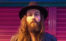 El músico de blues Jack J Hutchinson