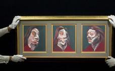 'Retóricas de la carne', en el Museo de Bellas Artes