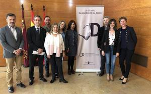 Una veintena de actividades para celebrar el Día de la Danza en Murcia