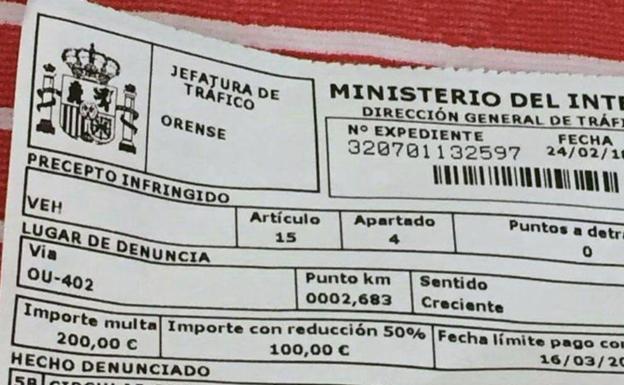 La DGT podría tener que devolver puntos del carné a 10.000 conductores al año en España