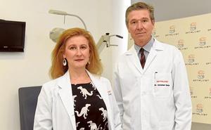 «Debe ser prioritario reducir el tiempo de administración del tratamiento para la degeneración macular»