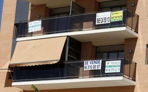 La compraventa de vivienda en la Región cayó un 2,6% en el último trimestre de 2017