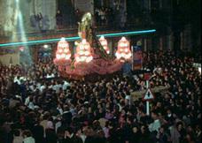 La Semana Santa en los años 70