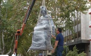Dos esculturas de Jaime I y el Rey Lobo adornarán Alfonso X