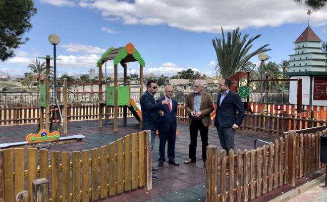 Más de 117.000 euros para mejorar infraestructuras en Abanilla