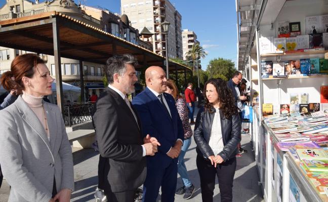 Arranca la III Feria Regional del Libro
