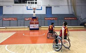 Murcia acogerá la lucha por ascender a la élite nacional del baloncesto en silla de ruedas