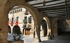 Calaceite, encanto turolense entre muros de piedra llenos de historia
