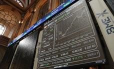 El Ibex recupera los 9.800 que perdía en la primera sesión de marzo