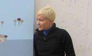Mazarrón expone la obra de Eva Poyato