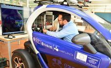 La UPCT crea para Tráfico un sistema de conducción autónoma basado en el comportamiento humano
