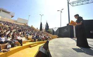Más de 3.000 alumnos, en el festival de Teatro Grecolatino