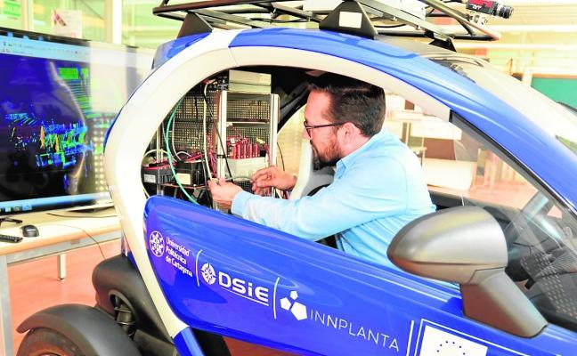 Desarrollan un sistema de toma de decisiones para vehículos sin conductor