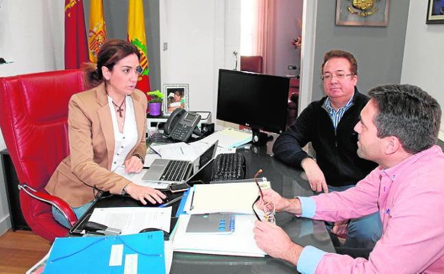 La alcaldesa anuncia la ampliación del polígono de Archena