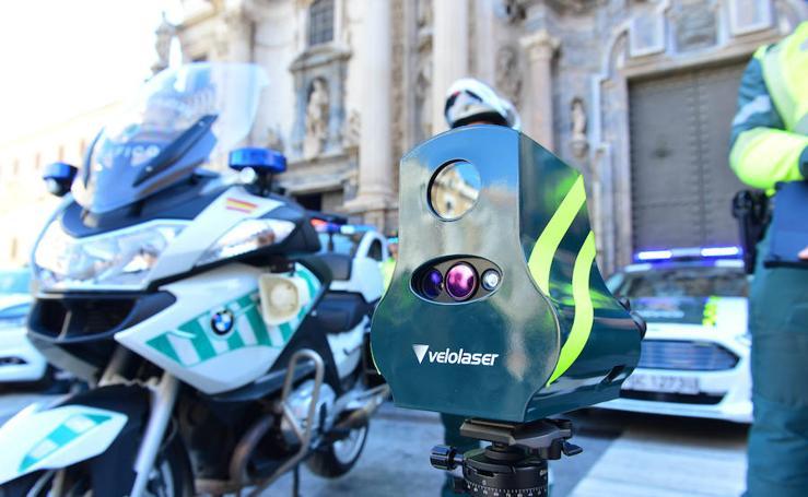 El nuevo 'kit' completo de Tráfico contra los infractores, operativo desde hoy