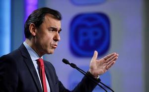 Maillo subraya que Cifuentes no es comparable con Pedro Antonio Sánchez porque ella «no está imputada»