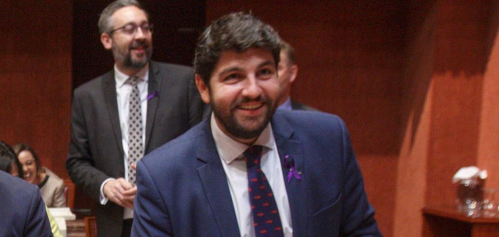Trifulca entre Murcia y Aragón