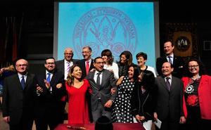El rector Luján emplaza a la UMU a ser «un ejemplo de rigor ante la sociedad»