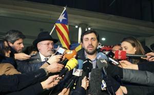 La Justicia belga aplaza la vista contra los consellers huidos al 16 de mayo