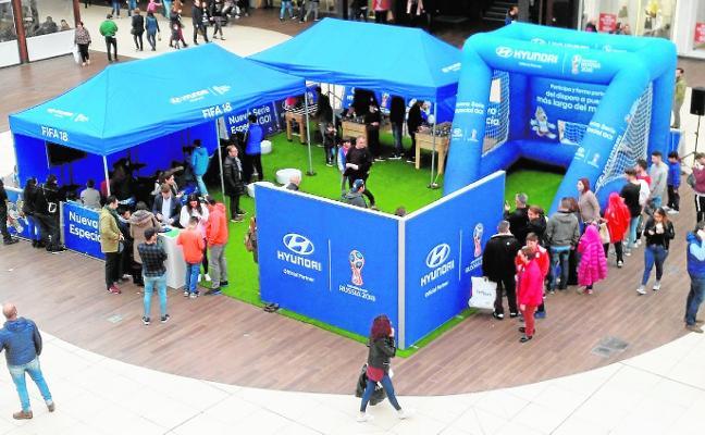 La serie Go! de Hyundai y el mejor fútbol, de la mano en Cartagena