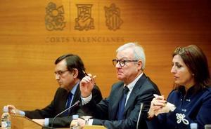 Valcárcel asegura que fue ajeno a los contratos del congreso del PP en Valencia