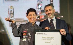 La formadora del CCT de Murcia Ángela Marulanda gana el Concurso Camarero del Año 2018