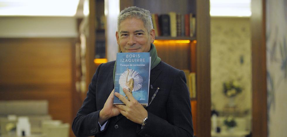 Boris Izaguirre: «He conocido muchos fracasos»