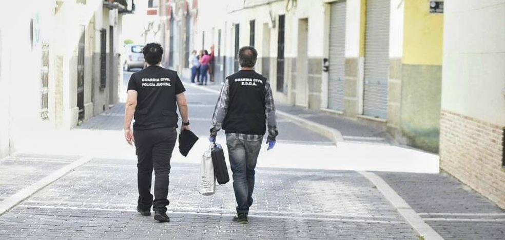 Varios detenidos en un golpe antidroga en Cehegín