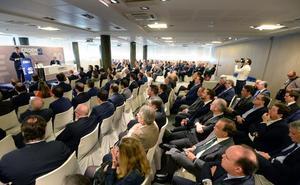 Goirigolzarri remarca el compromiso de Bankia con el empresariado murciano