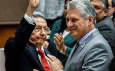 Miguel Díaz-Canel se compromete a dar continuidad a la Revolución cubana