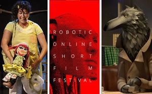 Un fin de semana cargado de cuentos y robots