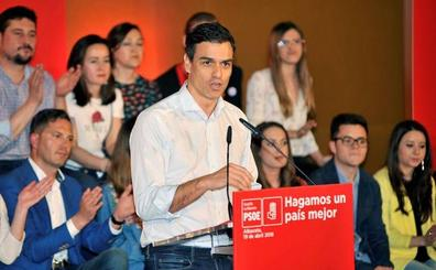 Pedro Sánchez quiere «poner fin a los trasvases»