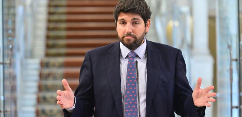 De la Cierva, Patricio Valverde, Miriam Guardiola y Del Amor entran en el Gobierno