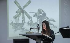 La UNED se suma hoy a los actos del Día del Libro con la lectura del Quijote en su sede local