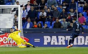 El Deportivo sigue puntuando y aplaza la salvación del Leganés