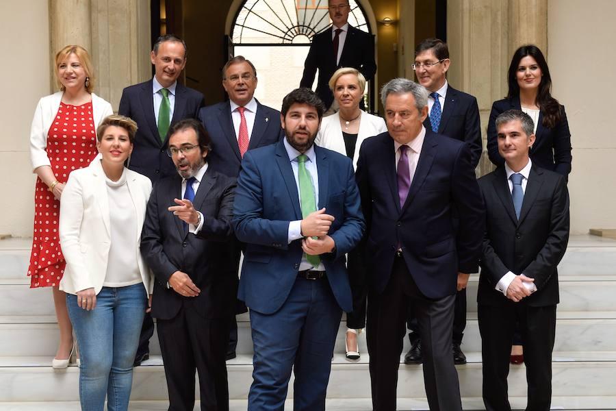 López Miras: «El futuro es una oportunidad para los valientes»