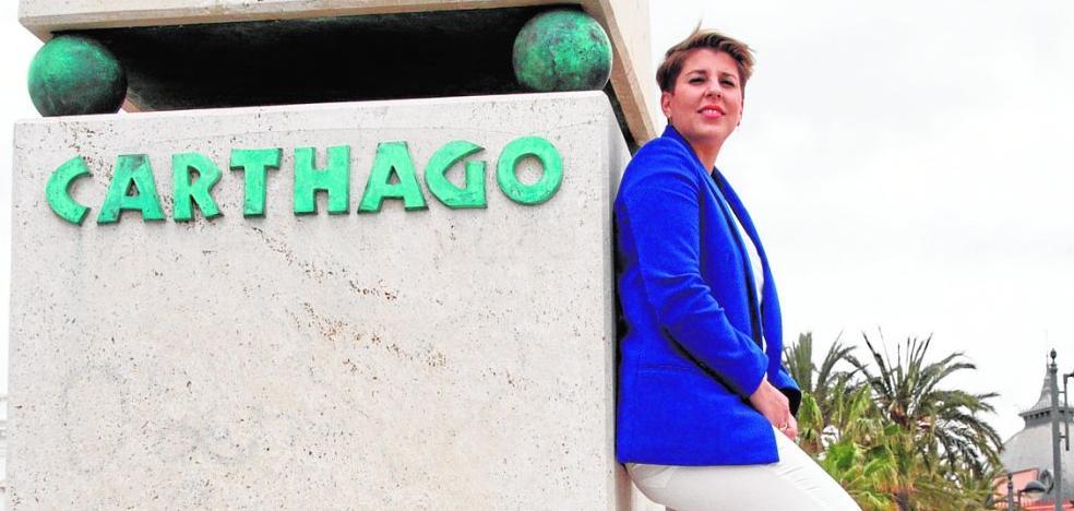 Noelia Arroyo: «Quiero olvidarme de López. La sociedad ha rechazado su comportamiento machista»
