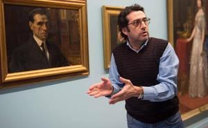 Javier Bernal, en la Junta Superior de Museos