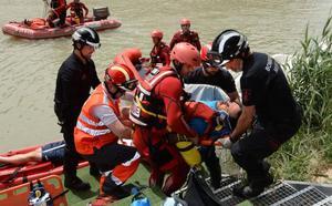 La Región acoge el mayor simulacro de emergencias organizado en España