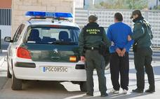 Cazan a un delincuente en busca y captura cuando salía del médico en La Arrixaca