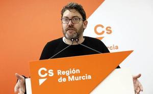 Cs: «El quebranto económico de Escombreras es comparable a los ERE de Andalucía»