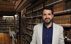 Daniel López del Rincón, en el ciclo 'Post-Arcadia'