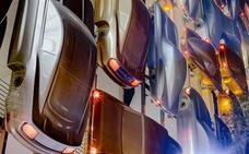 El arquitecto murciano Manuel Clavel luce su arquitectura «no hermética» en un parking icónico