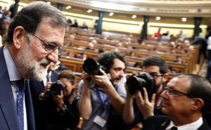 Rajoy dio la orden de que Cifuentes dimitiera antes del pleno de Presupuestos